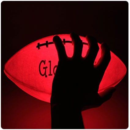 LED Light Up Football