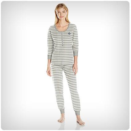 Tommy Hilfiger Women's Thermal Pajama Set