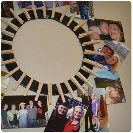 Photo Wheel Diy Easy Craft