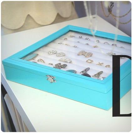 Diy Tiffany & Co Inspired Jewelry Box