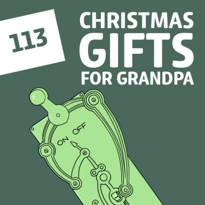 2017 christmas gifts for grandpa