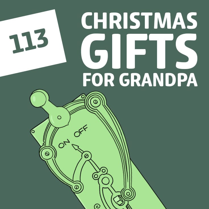 2018 christmas gifts for grandpa