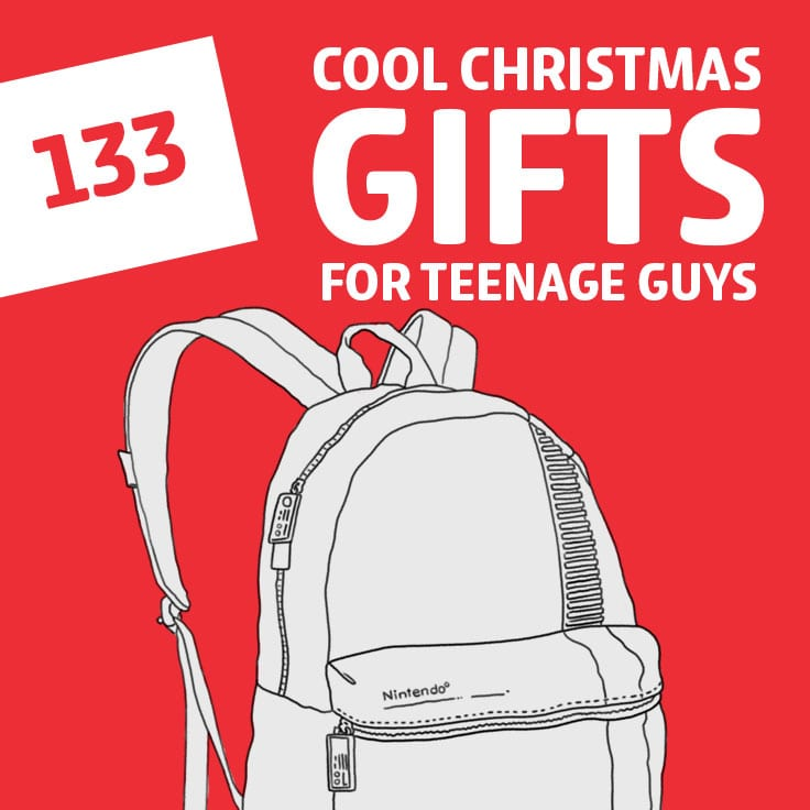 133 unique christmas gifts all teenage guys will love