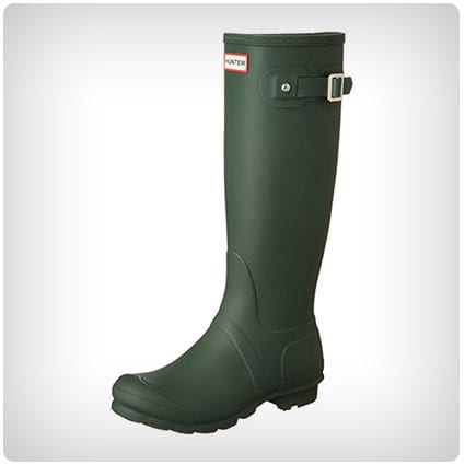 Hunter Women's Tall Rain Boot