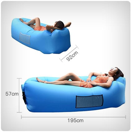 Outdoor Inflatable Lounger Couch