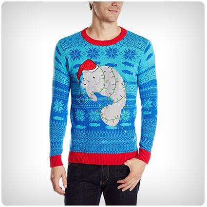 ab6a711b51a276 121 Best Ugly Christmas Sweaters of 2018 (ERMAHGERD!) - Dodo Burd