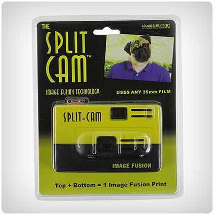 Accoutrements Split Cam Novelty Camera