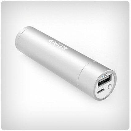 Anker PowerCore+ Lipstick-Sized Portable Charger