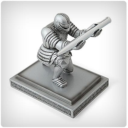 ThinkGeek Executive Knight Pen Holder