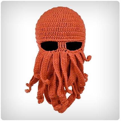 VBIGER Octopus Beanie Mütze