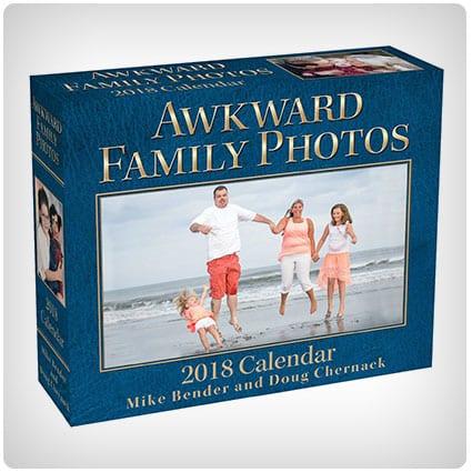 Peinliche Familienfotos 2018 Täglicher Kalender