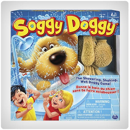 Soggy Doggy Board Game