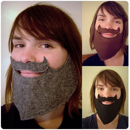 How to Make a Fake Beard