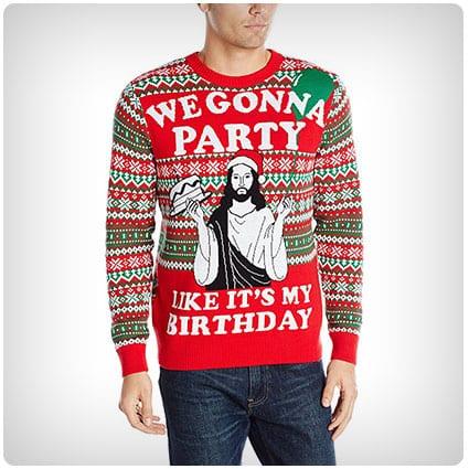 570eb25c1b4 121 Best Ugly Christmas Sweaters of 2018 (ERMAHGERD!) - Dodo Burd