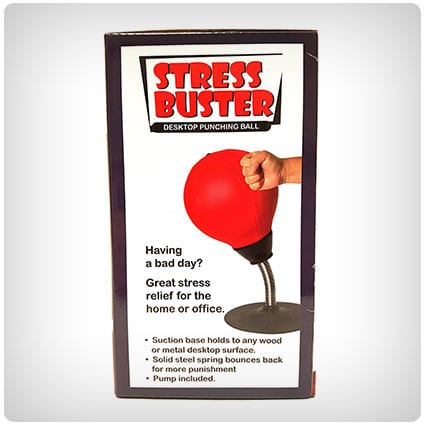 Barwench Games' Desktop Punch Ball Stress Buster