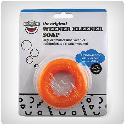 BigMouth Inc Generic Weener Kleener Soap