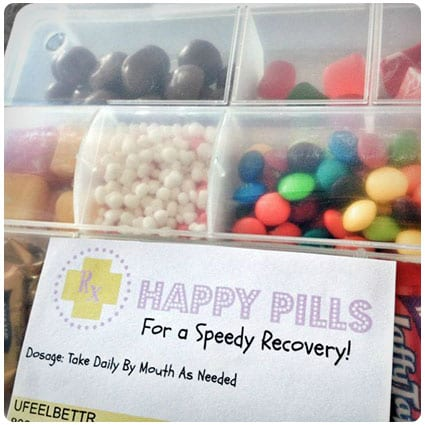 Diy Happy Pills and Chill Pills