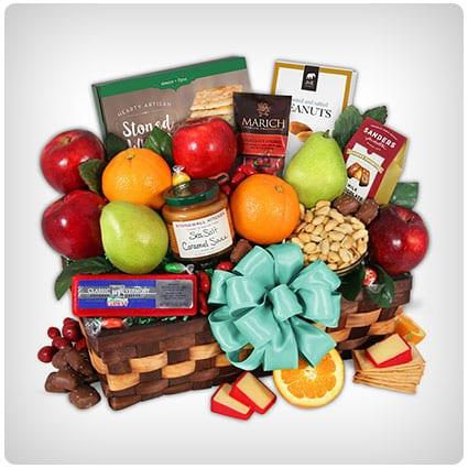 23 epic easter basket ideas for adults dodo burd easter orchard fruit basket negle Choice Image