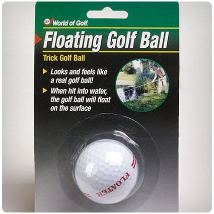 Floating Golf Ball