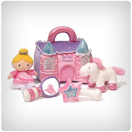 Gund Baby Princess Castle Playset