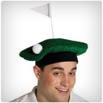 Weird Golf Hats 4