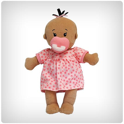 Manhattan Toy Wee Baby Stella Beige Soft Baby Doll