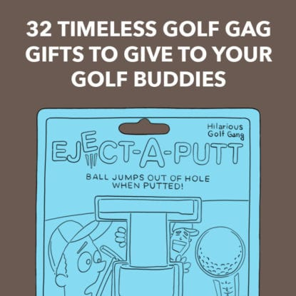 golf gag gifts