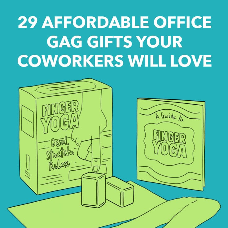 office gag gifts