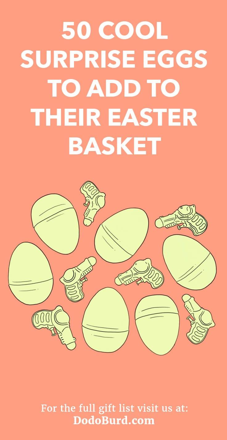 Disney's Tsum Tsum Egg Filler Idea