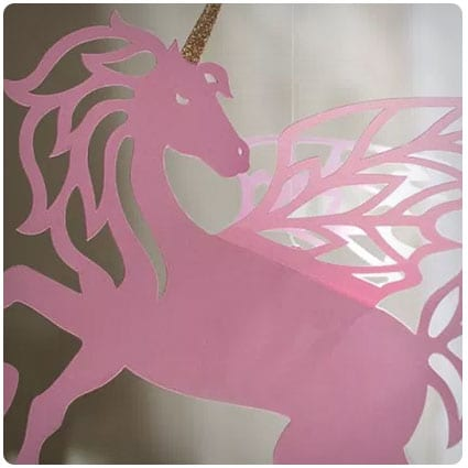 Diy Unicorn Decorations