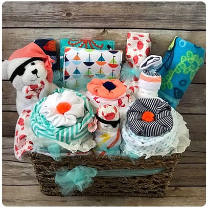 50 Brilliant Baby Gift Baskets For New