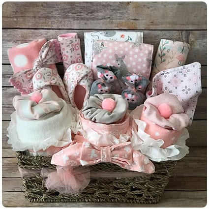Baby Gift Baskets for New Parents