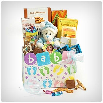 Broadway Basketeers Baby Gift Basket