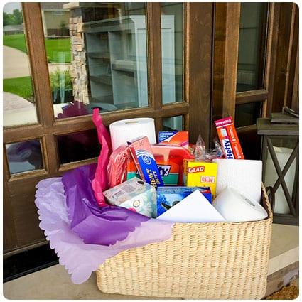 30 thoughtful sympathy gift baskets to show them you care dodo burd diy sympathy gift basket idea solutioingenieria Gallery