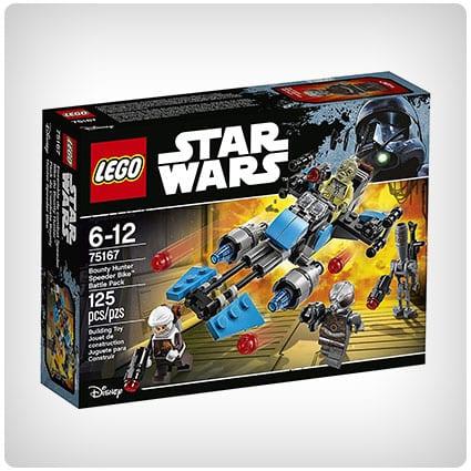LEGO Star Wars Bounty Hunter Speeder Bike Battle Pack
