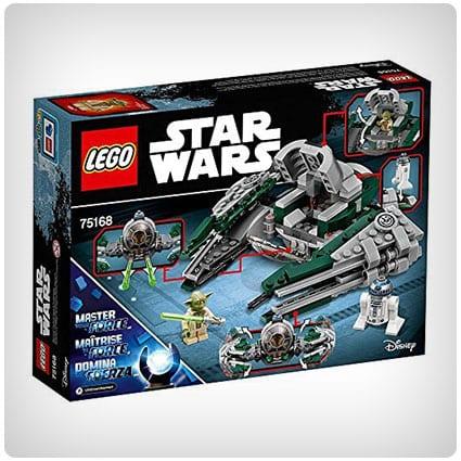 LEGO Star Wars Yodas Jedi Starfighter Toy