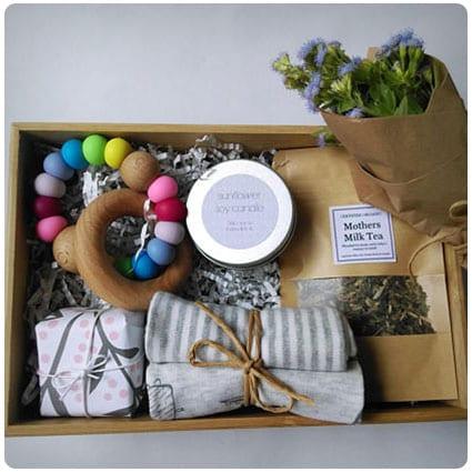 Mum And Baby Gift Set Box