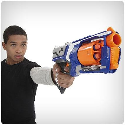 Nerf N Strike Elite Strongarm Blaster