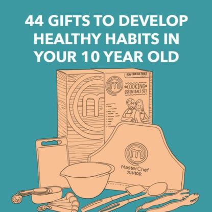 Health Gifts for 10 Year Olds