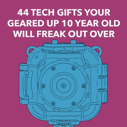 Tech Gifts For 10 Year Olds
