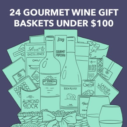How to Make a Cheap and Easy Wine Gift Basket