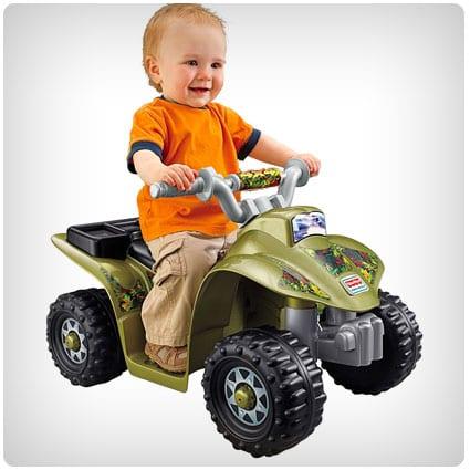 Power Wheels Lil' Quad