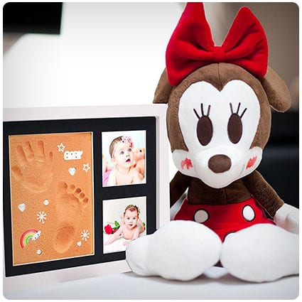 Baby Handprint Picture Frame Kit