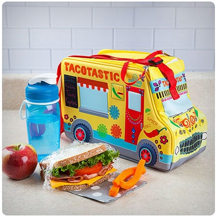 BigMouth Inc Taco Truck Lunch Tote