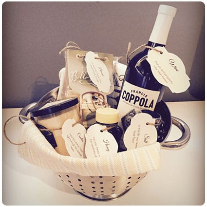 Bless This Home Diy Housewarming Basket