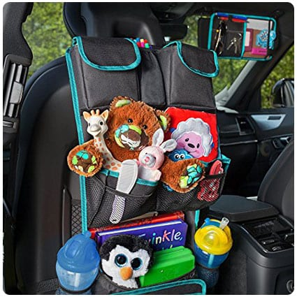 Car Organizer for Back Seat