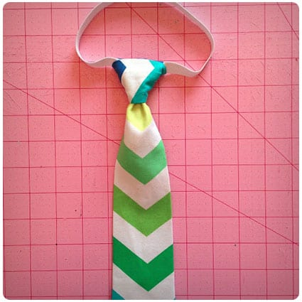 Diy Little Guy Ties