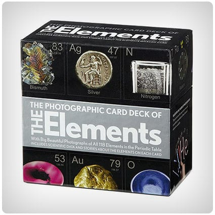 Elements Photo Card Deck
