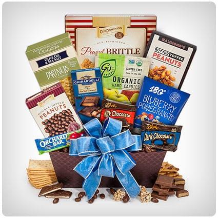 33 Must-Buy Gourmet Gift Baskets (Best