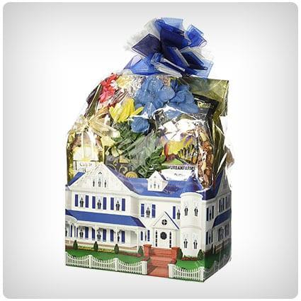 33 brilliant housewarming gift baskets to congragulate them dodo burd